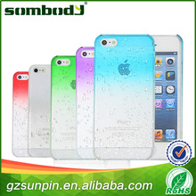 Excellent stylish good price cell phone skin for iphone 5s sublimation case