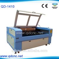 Discount price laser cutting equipment/Laser cutter glass engraver QD-1410/computer keyboard