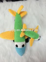 PEIGE OEM service customized plush stuffed handmade crochet toys