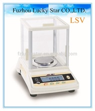 Digital Precision Weight Scale 0.001G with large LCD or LED display(LSV)