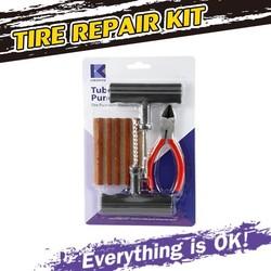 KRONYO vulcanising rubber solution gel puncture bicycle tyre repair kit
