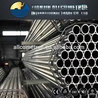 Pre galvanized steel pipe for mini irrigation pipe/tube