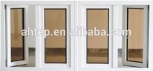 UPVC swing mullion folding Window easy clean