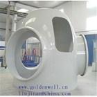 fiberglass/GRP/FRP wind power dome