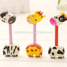 animal shaped erasers, fancy erasers