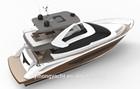 70ft luxury yacht with flybridge