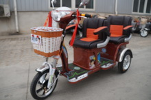 Cheap Popular Fold adult Electric tricycle with good price