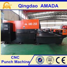 AMD-255 CNC punch machine amada standard punch press parameter