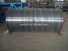 Vat cylinder mould former for paper making machine