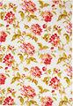 تصميم جديد الطباعة 2015 الزهور والنباتات القطن منشفة الشاي