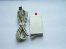 100mW USB 868mhz rf module with plasti housing, case for wireless solar light control HR-1023