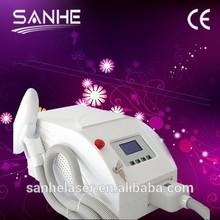 portable q-switch nd yag laser machine tattoo removal ---Beijing Sanhe Beauty