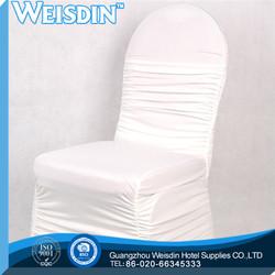 banquet high quality satin light lavender cheap spandex chair cover