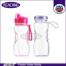 With 2years Warrantee Promonational 350Ml Plastic Water Bottle