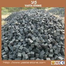 Natural Face Paving Chinese Black Granite Paver Block
