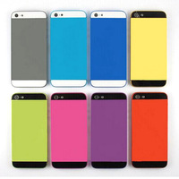 New Complete Replacement for iphone 5 back cover housing factory price