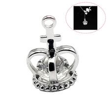Beadsnice ID30437 925 sterling silver charm pendant bracelet necklace finding jewelry accessories 15x10mm silver charm for women