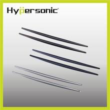 HP6165 black rubber pvc car door bumper edge guard strip