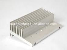 aluminum magnesium alloy of heat sink making in mascot