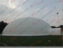 White Inflatable Dome Tent For Big Events
