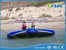 yacht inflatable flying boat manta ray / mantaray inflatable boat / water sport inflatable mantaray boat