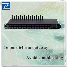 International sms and calls Ejoin asterisk adaptive jitter buffer gsm 16 port goip voip sip gateway