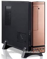 Hot sale mini pc case slim case, mini desktop pc case