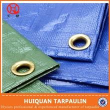 pe tarpaulin sheet/ldpe coating with plastic corner,custom any size and color tarpaulin