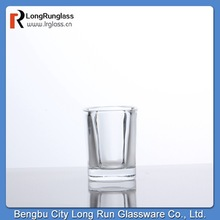LongRun crystal home glassware small glass candle holder