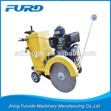 Furuide diesel asphalt road cutter machine, portable concrete cutter machine