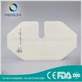 Free sample weichen sterile kleber wundauflage sauerstoff-anschluss medizinische
