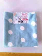 super soft print absorb Microfiber hand towel 1022