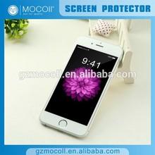 marca mocoll ingrosso 9h durezza porcellana sexy pellicola blu per iPhone 6 vetro di protezione