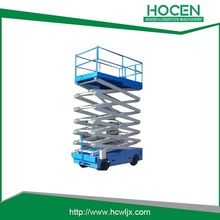 Promotion 6m-12m hydraulic motorcycle lift table (customizable)