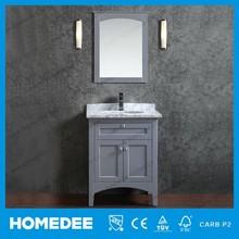 610MM High Quality Single Sink Sanitary Bathroom Cabinet Unit