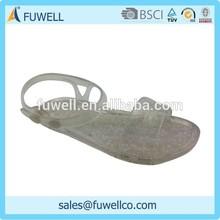 Economical custom design uppers for platform sandals cheap