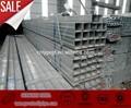 Por inmersión en caliente galvanizado tubo que hace la máquina/de galvanización en caliente de tubos/de galvanización en caliente de tubos de acero
