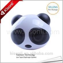 Animal Shaped Toy Speaker Panda Design Welcome Gift Order