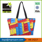 with ce iso certificate customized logo package 10oz cotton canvas tote bag