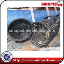 metal fabrication service PTFE teflon bushing