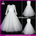 sd1468 vestidos de festa para meninas de 10 anos ocidental flor menina vestidos para casamentos