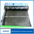 antorcha bituminosa aplicada de membrana impermeabilizante