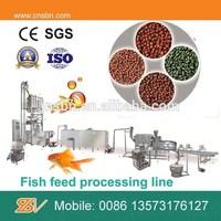 Professional automatic Floating fish feed making machine