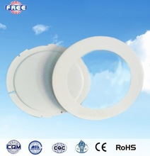 Lamp shade cover moulding mould for 3w anodized aluminum led panel light fixture,2.5 inch,round,made in China