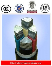 0.6/1kv 4 core Aluminum Conductor Power Cable