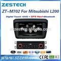 zestech car stereo navigazione gps navigatore satellitare unità principali ricambi auto auto accessori per mitsubishi l200