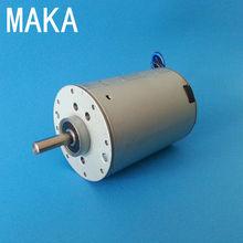 1372JH(circle)24v 2000-3000rpm dc magnet brush micro motor home appliance knife machine/massager/vibrator/fan/office equipmet