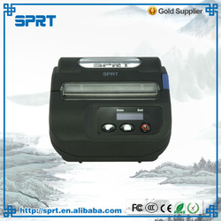 handheld receipt mobile barcode wireless bluetooth label 80mm portable receipt android mini thermal barcode printer