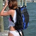 Dp15041 bolsa seca/canotaje/bolsa de deporte/mochila a prueba de agua