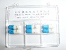 EHG Capsule Size 00,0E,0,1,2,3,4